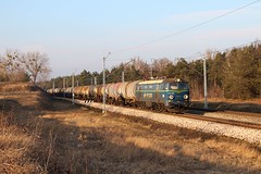 ET22-1065 (Jan Koska) Tags: pafawag et22 et221065 pkp cargo warsaw warszawa train fuel