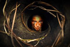 Erde (S.Hahn Photography) Tags: erde portrait fineart art eyes face nikon nikond810 outdoor color beauty