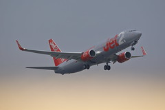 Jet 2 Boeing 737 G-JZBN (Rob390029) Tags: jet 2 boeing 737 gjzbn newcastle airport ncl egnt
