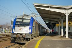 EU44-010 z 57000/1 Gedania (fzadam97) Tags: eu44 010 taurus pkp intercity 57000 57001 gedania husarz zbąszynek e20 d293 gdynia główna berlin hauptbahnhof 24012020 ic 58