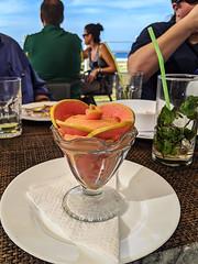 Mango Frappe (jolynne_martinez) Tags: mango frappe dessert mojito food meal restaurant paladar paladares cocktail googlepixel photoshop