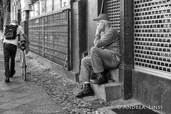berlin ... (andrealinss) Tags: berlin bw blackandwhite berlinstreet berlinstreets kreuzberg kreuzberg36 kreuzbergstreet schwarzweiss street streetphotography streetfotografie andrealinss 35mm