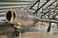 Mikoyan-Gurevich MiG-15bis (001120) (Bri_J) Tags: rafmuseum cosford shropshire uk airmuseum museum aviationmuseum nikon d7500 aircraft hdr mikoyangurevich mig15bis 001120 mig mig15 jet fighter coldwar polishairforce
