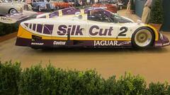 Jaguar XJR-9 (sausius) Tags: jaguar xjr9 essen motor show 2014