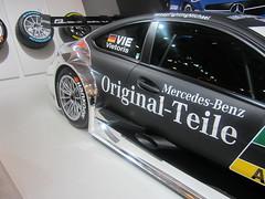 Mercedes-AMG C-Coupé DTM side (sausius) Tags: mercedesamg ccoupé dtm side essen motor show 2014