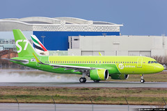S7 - Siberia Airlines Airbus A320-271N cn 9486 F-WWIZ // VP-?TB (Clément Alloing - CAphotography) Tags: s7 siberia airlines airbus a320271n cn 9486 fwwiz vptb toulouse airport aeroport airplane aircraft flight test canon 100400 spotting tls lfbo aeropuerto blagnac airways aeroplane engine sky ground take off landing 5d mark iv avgeek avgeeks planespotter spotter news aviation daily insta avnerd planeporn megaplane avitionnews dailynews