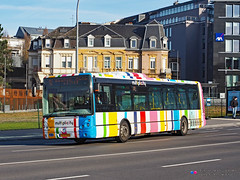 Irisbus Citelis 12 - Multiplicity 241 (Pi Eye) Tags: irisbus iveco citelis citelis12 luxembourg avl vdl multiplicity rtgr letzebuerg bus