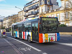 Irisbus Citelis 12 - Multiplicity 249 (Pi Eye) Tags: irisbus iveco citelis citelis12 luxembourg avl vdl multiplicity rtgr letzebuerg bus