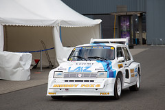 IGNITION Festival of Motoring (<p&p>photo) Tags: white rally rallying rallycar rallycars 1987 1980s 80s eightiesmetro6r4 metro 6r4 e235nkv ignition glasgow ignitionfestival festival ignitionfestivalofmotoring motoring scotland uk secc scottish exhibition conference centre scottishexhibitionconferencecentre glasgowignition vehicle auto voiture automotive sport tracksport motorsport motorsports