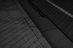 Jefferson Park (Sterling S. Gold) Tags: streetphotography streetphotographer losangeles sunset goldenhour magichour street california blackandwhite blackandwhitephotography monochrome night absoluteblackandwhite mono outside
