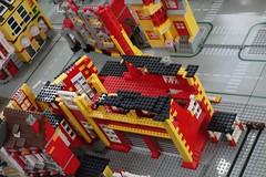 factory_xi (Zeï'Cygaïn) Tags: lego classic town yellowed factory boilerhouse administrativetower lindburg assembling