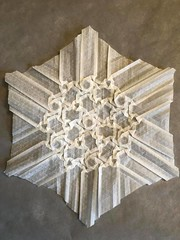 Tessellation 2020 (DirgeOfDreams) Tags: origami tessellation papercraft paperfolding
