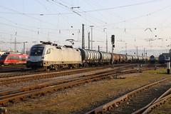 WRS 182 601-5 Kerosinzug, Basel Bad Bhf (michaelgoll777) Tags: wrs taurus br182 es64u2 hupac