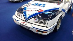 1986 Ford Sierra XR4 Ti turbo (sausius) Tags: ford sierra xr4 ti turbo 1986 essen motor show 2014