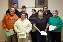 1600_exp_-6813 (Paul Lantz) Tags: aid annual general keewaytinok legal meeting moosonee native ontario services canada