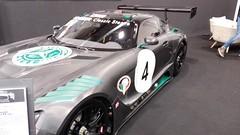 Mercedes-Benz AMG GT3 side (sausius) Tags: mercedesbenz amg gt3 side essen motor show 2014