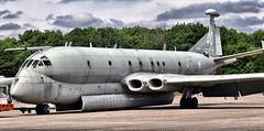 NIMROD AT BRUNTINTHORPE HDR (toowoomba surfer) Tags: hdr jet aeroplane aviation aircraft raf museum airmuseum aviationmuseum