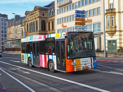 Heuliez GX127 - Multiplicity 407 (Pi Eye) Tags: heuliez gx127 accessbus midibus luxembourg avl vdl multiplicity rtgr letzebuerg bus