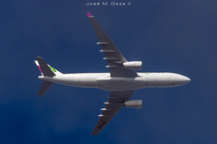 Wamos A330-343 EC-LNH (José M. Deza) Tags: 20200102 a330343 airbus bcn eclnh elprat lebl planespotting spotter wamos aircraft
