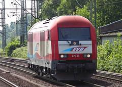EVB Eurorunner (Schwanzus_Longus) Tags: hamburg harburg german germany modern railroad railway evb diesel engine loco locomotive freight cargo siemens eurorunner