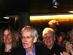 Kollwitzpreisverleihung an Timm Ulrichs (flohserver) Tags: kollwitzpreis verleihung timm ulrichs künstler berlin adk akademie der künste