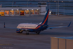 20180210-_MG_5799 (José M. Deza) Tags: 20180110 b7377jfbbj bcn boeing elprat lebl orex p4lig planespotting spotter aircraft
