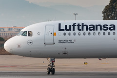 Lufthansa A321-231 D-AISP (José M. Deza) Tags: 20180216 a321231 airbus bcn daisp elprat lebl lufthansa planespotting spotter aircraft