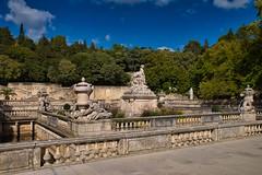 Jardin de La Fontaine, Nimes (AWe63) Tags: jardindelafontaine park garten nimes provence südfrankreich france frankreich pentax pentaxk1mkii luminar4 luminar madewithluminar andreasweyermann cawe63