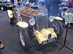373 MG N Magnette (1935) (robertknight16) Tags: mg 1930s british mgntype sportscar nec nec2015 mg3694 racecar racingcar autosport motorsport