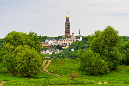 Poshchupovo Monastery 2 ©  Alexxx Malev