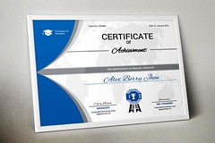Certificate of Completion (18) (designassistant) Tags: diplomas diplomasandcertificates employee event formalcertificates freephotoshopcertificates gold graduation office performance performer professionalcertificates certificatedesign achievement appraisal award awards business certificates certificate certifications corporate corporatecertificates diploma psdcertificates retire rewards royal salary success white medical medicalcertificate resumedesign modern creativecertificate uniquecertificate