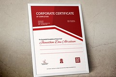 Certificate of Completion (7) (designassistant) Tags: diplomas diplomasandcertificates employee event formalcertificates freephotoshopcertificates gold graduation office performance performer professionalcertificates certificatedesign achievement appraisal award awards business certificates certificate certifications corporate corporatecertificates diploma psdcertificates retire rewards royal salary success white medical medicalcertificate resumedesign modern creativecertificate uniquecertificate
