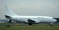 B737 | TF-ISB | AMS | 19900519 (Wally.H) Tags: boeing 737 boeing737 b737 tfisb eagleair ams eham amsterdam schiphol airport