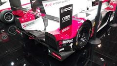 Audi R18 e-tron quattro rear (sausius) Tags: audi r18 etron quattro rear essen motor show 2014