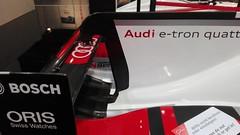 Audi R18 e-tron quattro rear wing (sausius) Tags: audi r18 etron quattro rear wing essen motor show 2014