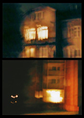 x (Willani) Tags: 35mmfilm 35mm filmphotography ishootfilm zenit zenit11 nightphoto night creepy scary moody shitty dizzy lights house old oldcamera oldlens helios44m atmosphere dark experimental expired expiredfilm buildings retro vintage