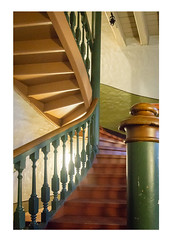 Stairs (catt1871) Tags: oslo museum military castle
