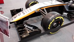Force India VJM09 front (sausius) Tags: force india vjm09 front essen motor show 2014