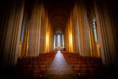 Grundtvigs Kirke (soomness) Tags: church architecture design copenhagen denmark danish sony sonya7riii sonyalpha alpha travel travelphotography kirke symmetry symmetrical laowa15mmf2 venusoptics