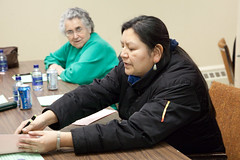 1600_exp_-6782 (Paul Lantz) Tags: aid annual general keewaytinok legal meeting moosonee native ontario services canada