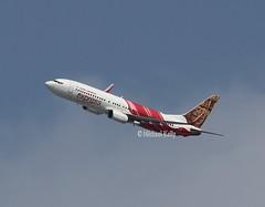 Air India Express                                                 Boeing 737                                       VT-GHF (Flame1958) Tags: airindiaexpress airindiaexpressb737 airindia airindiab737 boeing737 b737 737 vtghf omdb dxb dubai dubaiairport مطار دبي الدولي dubaiinternationalairport 140120 0120 2020 uae unitedarabemirates مطاردبيالدولي 0075