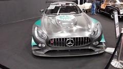 Mercedes-Benz AMG GT3 (sausius) Tags: mercedesbenz amg gt3 essen motor show 2014