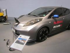 Nissan Leaf Nismo (sausius) Tags: nissan leaf nismo essen motor show 2014