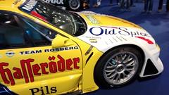 1995 Opel Calibra V6 DTM ITC right front (sausius) Tags: 1995 opel calibra v6 dtm itc right front essen motor show 2014