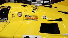 Porsche 962C engine cover (sausius) Tags: porsche 962c engine cover essen motor show 2014 refueling nozzle