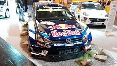 VW Polo R WRC (sausius) Tags: vw polo r wrc essen motor show 2014
