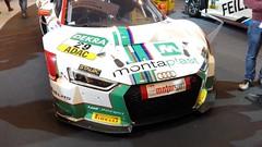 Montaplast by Land Motorsport Audi R8 LMS GT3 (sausius) Tags: montaplast by land motorsport audi r8 lms gt3 essen motor show 2014
