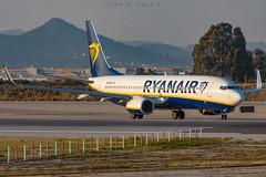 Ryanair B737-8AS 9H-QAM (José M. Deza) Tags: 20200102 9hqam b7378as bcn boeing elprat lebl planespotting ryanair spotter aircraft