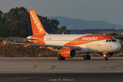 Easy Jet A319-111 G-EZDD (José M. Deza) Tags: 20200102 a319111 airbus bcn easyjet elprat gezdd lebl planespotting spotter aircraft