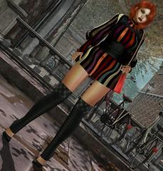 LOTD #116 CLEF DE PEAU | BREATHE | DDL | MAGIKA | FLF | N21 | TRES CHIC (Lis Cascarino - Blogger) Tags: liscascarino secondlife blog blogger sl slbloggers sexy slfashion style slstyle clefdepeau flf breathe magikahair treschic n21 ddl